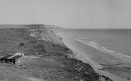 Brighstone, The Beach c.1960