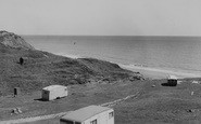 Brighstone, The Chine c.1960