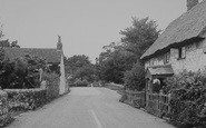 Brighstone, The Village c.1955