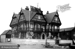 Brightlingsea, Anchor Hotel 1907