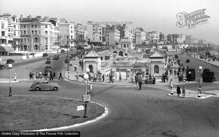 Brighton, Aquarium c.1955