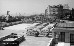Brighton, Aquarium Terrace c.1950