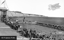 Brighton, Black Rock Bathing Pool c.1955