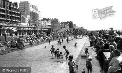 Brighton, Children's Paddling Pool c.1955