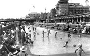 Brighton, Children's Pool c.1935