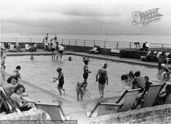 Brighton, Children's Pool c.1955