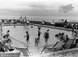 Brighton, Children's Pool c.1955