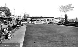 Brighton, Clock Golf c.1955