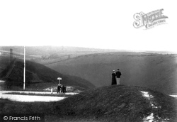 Brighton, Devil's Dyke 1902