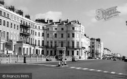 Brighton, Eastern Terrace c.1955