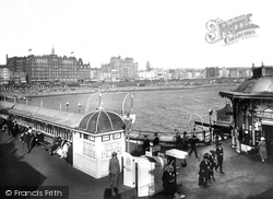 Brighton, From The Pier 1921