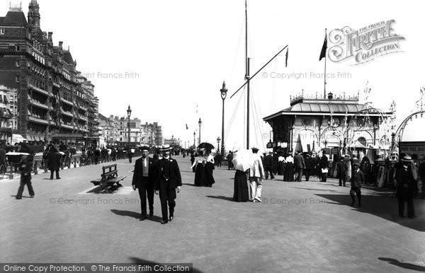 Brighton, King's Road 1902
