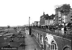 Brighton, King's Road 1921