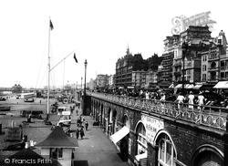 Brighton, King's Road 1925