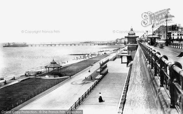 Brighton, Madeira Road 1902
