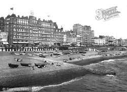 Brighton, Metropole And Grounds 1921