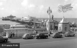 Brighton, Palace Pier c1955