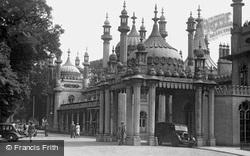 Brighton, Pavilion c.1950
