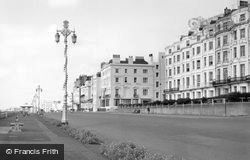Brighton, Percival Terrace c.1955