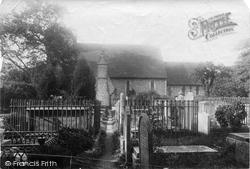 Brighton, Preston Church 1890