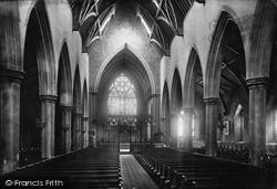 Brighton, St Paul's Church 1890