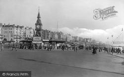 Brighton, The Aquarium 1921