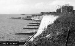 Brighton, The Cliffs c.1950