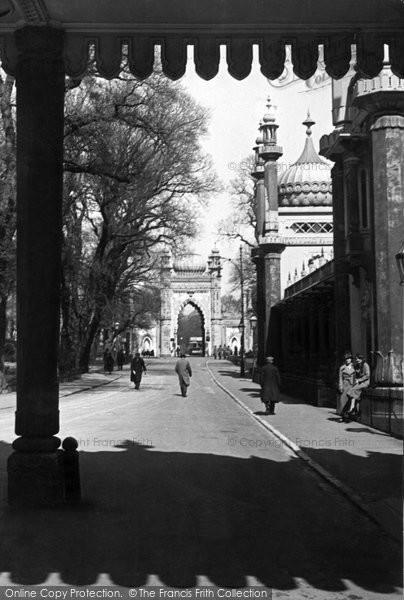 Brighton, The Dome c.1955