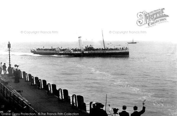 Brighton, The Ferry 1902
