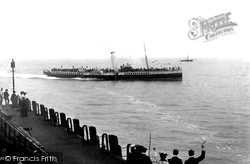 Brighton, The Ferry 1902