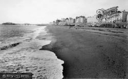 Brighton, The Front c.1955