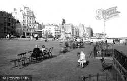 Brighton, The Lawns c.1955