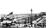 Brighton, The Palace Pier 1902