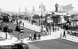 Brighton, The Palace Pier c.1955
