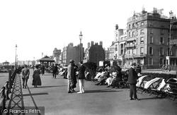 Brighton, The Parade 1921
