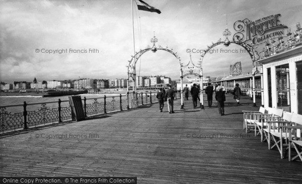 Photo of Brighton, The Pier c.1955