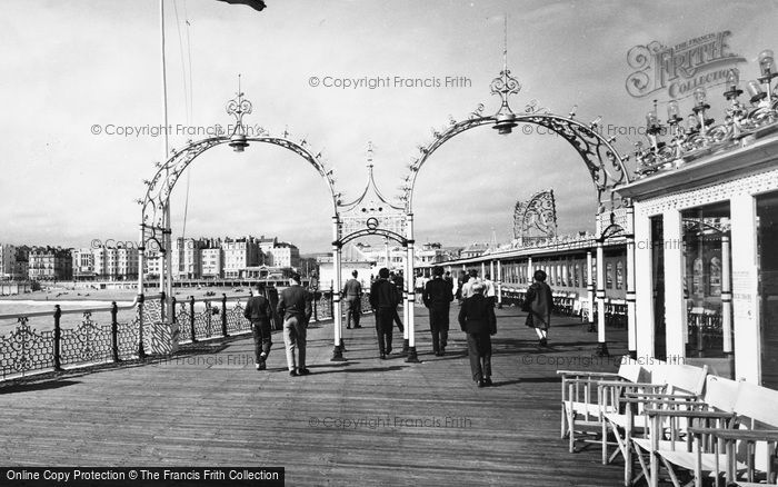 Photo of Brighton, The Pier c.1955