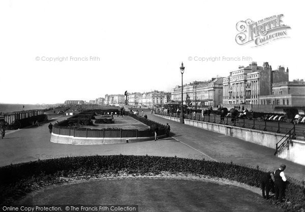 Brighton, The Seafront 1921