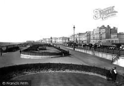 Brighton, The Seafront 1921