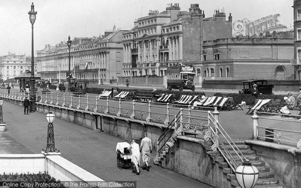 Brighton, The Seafront 1925