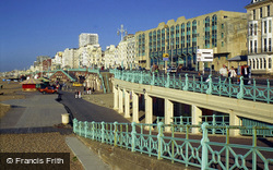 Brighton, The Seafront 1998