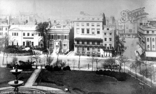 Brighton, The Steine c.1880