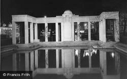 Brighton, The War Memorial c.1955