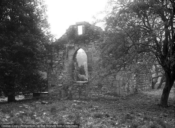 Brignall, Old Church Ruins 1932