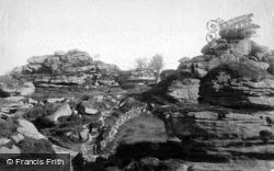 1895, Brimham Rocks