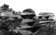 Example photo of Brimham Rocks