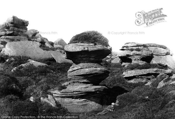 Brimham Rocks photo