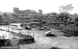 Brimham Rocks, c.1960
