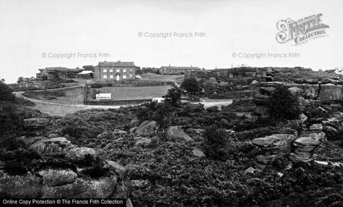 Photo of Brimham Rocks, General View c.1960