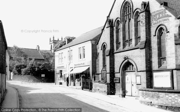 Photo of Brimington, High Street c1965